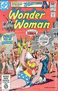 Wonder Woman (1942 1st Series DC) 286