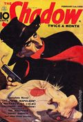 Shadow (1931-1949 Street & Smith) Pulp Feb 1 1938