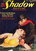Shadow (1931-1949 Street & Smith) Pulp Jan 15 1937