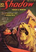 Shadow (1931-1949 Street & Smith) Pulp Dec 15 1936