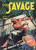 Doc Savage (1933-1949 Street & Smith) Pulp Mar 1944