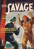 Doc Savage (1933-1949 Street & Smith) Pulp Jan 1944