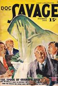 Doc Savage (1933-1949 Street & Smith) Pulp Dec 1943