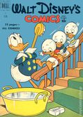 Walt Disney's Comics and Stories (1940 Dell/Gold Key/Gladstone) 125