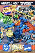 Marvel vs. DC Preview (1995) 1