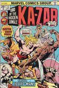 Ka-Zar (1974 2nd Series) 13