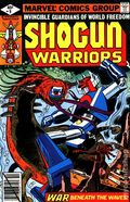 Shogun Warriors (1979) 9