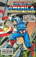 Captain America Collectors' Preview (1995) 1