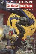 Batman Judge Dredd The Ultimate Riddle (1995) 1
