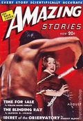 Amazing Stories (1926-Present Experimenter) Pulp Vol. 12 #4