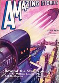 Amazing Stories (1926-Present Experimenter) Pulp Vol. 10 #10