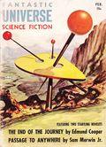 Fantastic Universe (1953-1960 King Size/Great American) Vol. 5 #1