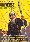 Fantastic Universe (1953-1960 King Size/Great American) Vol. 3 #5
