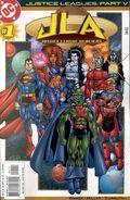 Justice Leagues Justice League of Aliens (2001) 1
