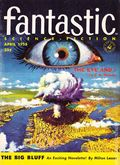 Fantastic (1952-1980 Ziff-Davis/Ultimate) [Fantastic Science Fiction/Fantastic Stories of Imagination] Vol. 4 #2
