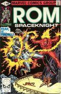 Rom (1979-1986 Marvel) 4