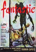 Fantastic (1952-1980 Ziff-Davis/Ultimate) [Fantastic Science Fiction/Fantastic Stories of Imagination] Vol. 1 #2