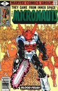 Micronauts (1979 1st Series) 12