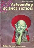 Astounding Science Fiction (1938-1960 Street and Smith) Pulp Vol. 54 #1
