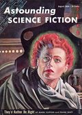 Astounding Science Fiction (1938-1960 Street and Smith) Pulp Vol. 53 #6