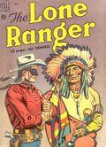Lone Ranger (1948-1962 Dell) 25