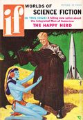 If Worlds of Science Fiction (1952 Pulp Digest) Vol. 6 #6