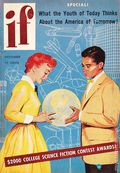 If Worlds of Science Fiction (1952 Pulp Digest) Vol. 4 #3