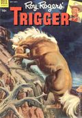 Roy Rogers' Trigger (1951 Dell) 10