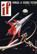 If Worlds of Science Fiction (1952 Pulp Digest) Vol. 3 #3