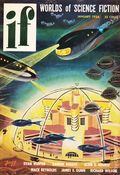 If Worlds of Science Fiction (1952 Pulp Digest) Vol. 2 #6