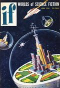 If Worlds of Science Fiction (1952 Pulp Digest) Vol. 3 #2