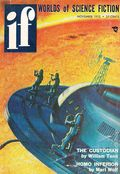 If Worlds of Science Fiction (1952 Pulp Digest) Vol. 2 #5