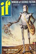 If Worlds of Science Fiction (1952 Pulp Digest) Vol. 1 #6