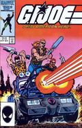 GI Joe (1982 Marvel) 2nd Printing 51