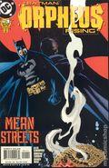 Batman Orpheus Rising (2001) 1