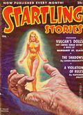 Startling Stories (1939-1955 Better Publications) Pulp Vol. 25 #1