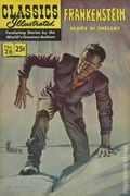 Classics Illustrated 026 Frankenstein 19