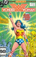 Wonder Woman (1942 1st Series DC) 329