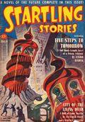 Startling Stories (1939-1955 Better Publications) Pulp Vol. 4 #1