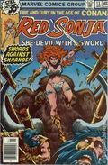 Red Sonja (1977 1st Marvel Series) 13