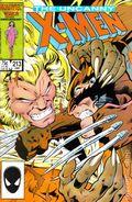 Uncanny X-Men (1963 1st Series) 213