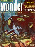 Thrilling Wonder Stories (1936-1955 Beacon/Better/Standard) Pulp Vol. 42 #1