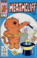 Heathcliff (1985-1991 Marvel/Star Comics) 4
