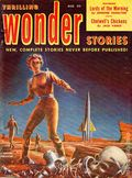 Thrilling Wonder Stories (1936-1955 Beacon/Better/Standard) Pulp Vol. 40 #3