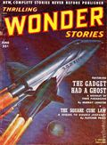 Thrilling Wonder Stories (1936-1955 Beacon/Better/Standard) Pulp Vol. 40 #2