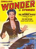 Thrilling Wonder Stories (1936-1955 Beacon/Better/Standard) Pulp Vol. 38 #1