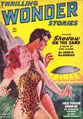 Thrilling Wonder Stories (1936-1955 Beacon/Better/Standard) Pulp Vol. 37 #1