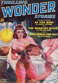 Thrilling Wonder Stories (1936-1955 Beacon/Better/Standard) Pulp Vol. 36 #3