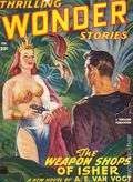 Thrilling Wonder Stories (1936-1955 Beacon/Better/Standard) Pulp Vol. 33 #3