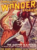Thrilling Wonder Stories (1936-1955 Beacon/Better/Standard) Pulp Vol. 31 #3